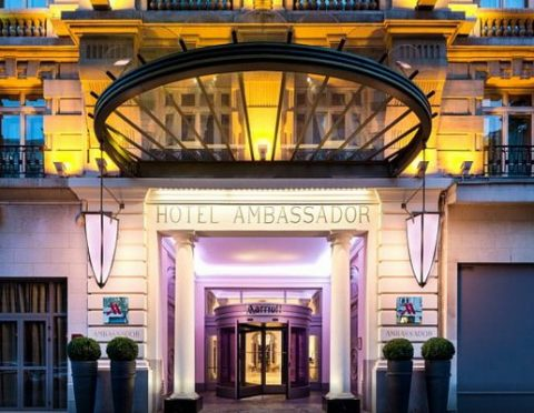 MARRIOTT PARIS OPERA AMBASSADOR