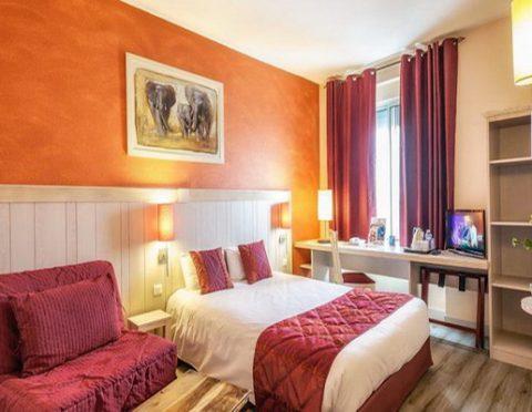 INTER-HOTEL LE BERRY