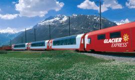 スイス ツェルマットの休日 4日間 氷河特急乗車つき <スタンダードクラス>