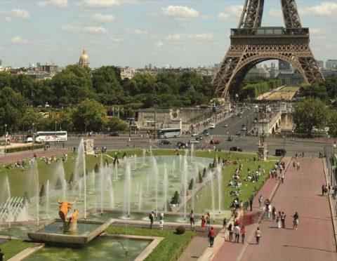 【貸切ツアー】パリ市内観光とヴェルサイユ1日ツアー エッフェル塔ランチ付き