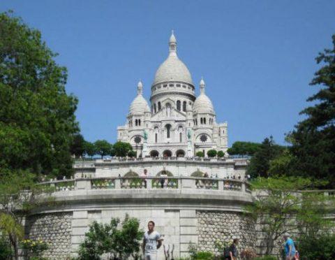 パリ市内 半日観光