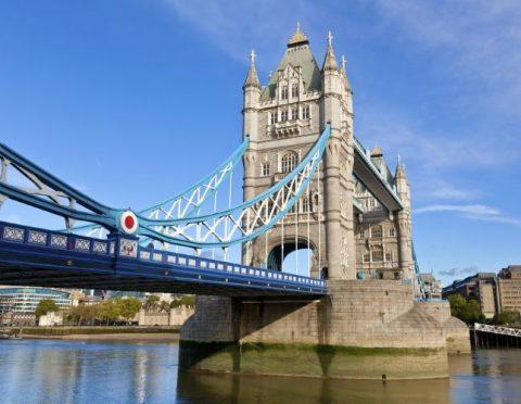 ユーロスターで行くロンドン1日自由観光【英語のみ】