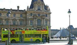 パリ・オープンツアー(L'Open Tour) (乗り降り自由観光バス)