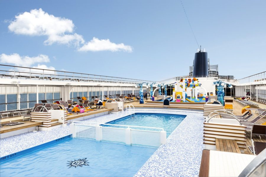 客船アルモニアで行く夏の地中海7泊8日