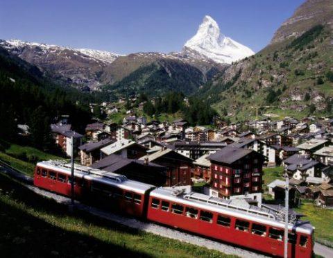 スイス・ツェルマット4日間