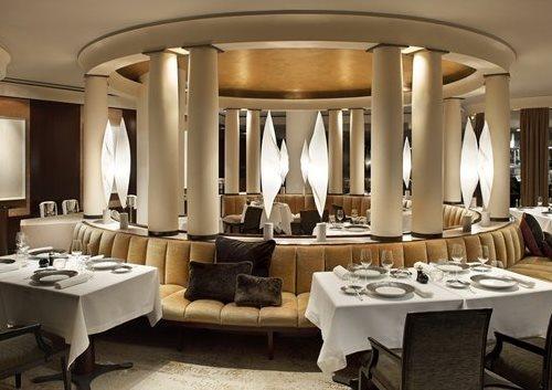 ミシュラン1つ星レストラン「ル・ピュール」ディナー