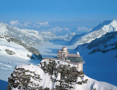 スイス グリンデルワルト・スキーパック 4泊5日