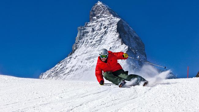 スイス ツェルマット・スキーパック 4泊5日