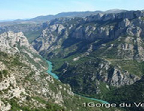 【ニース発】プライベートツアー 絶景!ヨーロッパのグランドキャニオン ヴェルドン渓谷