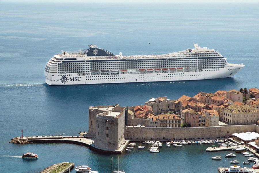 MSCムジカで行くイタリア・ギリシャ・アルバニアクロアチア7泊8日