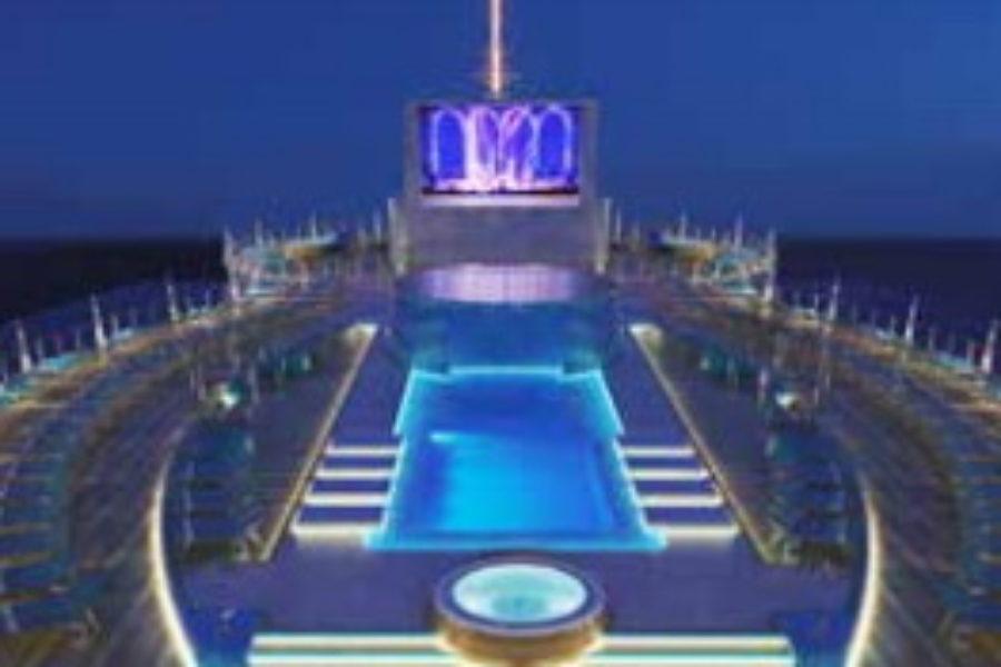 2018年度就航最新鋭MSC SEAVIEWで巡る地中海7泊8日