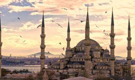 イスタンブール&カッパドキア 5日間 日本語観光つき <デラックスクラス>