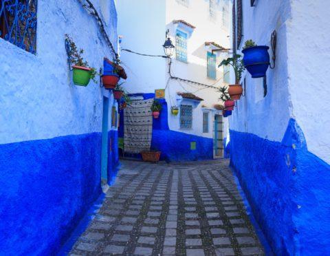 ●添乗員同行● 青い町シャウエンにも滞在!モロッコの誘惑 5泊6日間