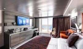 2019年度新規就航MSC BELLISSIMAで巡る地中海7泊8日